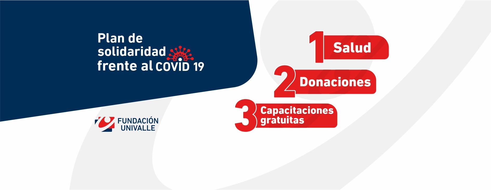Acciones para contrarrestar el COVID – 19